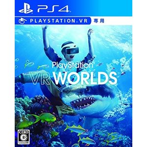中古:PS4)PlayStationVR WORLDS 4948872320191|raylbox