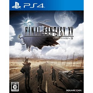中古:PS4)FINAL FANTASY XV 通常版 4988601009485