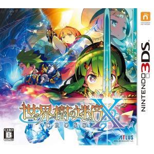 中古:3DS)世界樹の迷宮X(クロス) 4984995902289