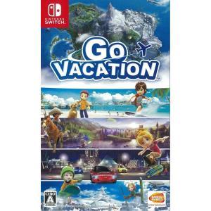 【中古】Switch)GO VACATION [4902370541298]|raylbox