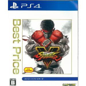 新品:PS4)ストリートファイターV Best Price 4976219101233