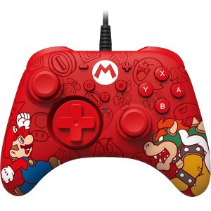 新品:Switch周辺機器)ホリパッド  for Nintendo Switch  スーパーマリオ ...