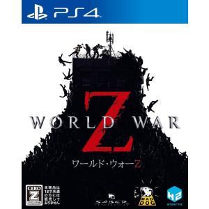 【新品】PS4)WORLD WAR Z [8809459211577] raylbox