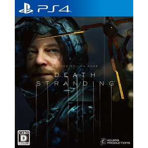 中古:PS4)DEATH STRANDING 通常版 4948872311458