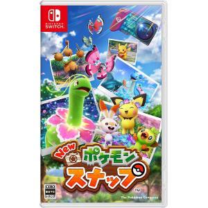 【中古】Switch)New ポケモンスナップ [4521329327242]|raylbox