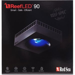 ReefLEDはREEF-SPECに準拠したサンゴに安全な光を照射し、セットアップも非常に簡単です。...