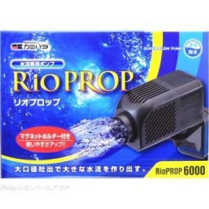 カミハタ 水流ポンプ リオプロップ6000 60Hz 西日本仕様 【在庫有り】|rayonvertaqua