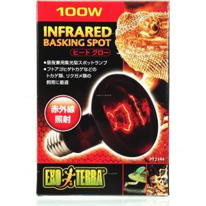 GEX ヒートグロー 100W 赤外線放熱スポットランプ 【在庫有り】|rayonvertaqua