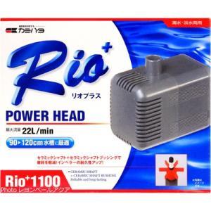 在庫有り!!即OK カミハタ パワーヘッドポンプ リオプラス1100 50Hz 東日本仕様|rayonvertaqua