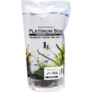 『プラチナソイル ノーマル 1リットル』は、水草・ビーシュリンプ・軟水の環境維持、流木の色素・コケの...