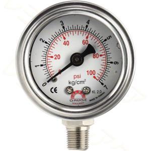 アクアギーク クロノスレイン用 水圧計 PRESSURE GAVGE|rayonvertaqua