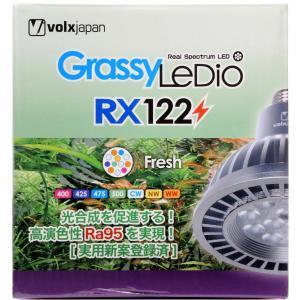 【送料無料】ボルクスジャパン グラッシーレディオ RX122 フレッシュ 【在庫有り】「2点まで」北海道沖縄別途送料|rayonvertaqua