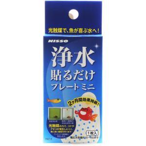 ニッソー 浄水貼るだけプレート ミニ【在庫有り】|rayonvertaqua