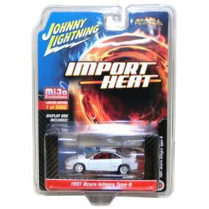 Johnny Lightning/ジョニーライトニング Import Heat 1/64 ダイキャス...