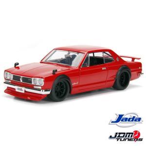 Jada Toys / ジェイダトイズ JDM Tuners 1/24 ダイキャストミニカー ハコス...