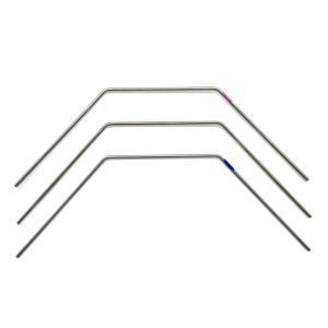 【ネコポス可】SMJ 1027 シルバーラインスタビライザー フロントセット(1.2/1.3/1.4mm)|razikonwebshop