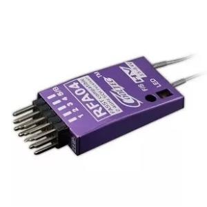 COOLTECH FUTABA2.4Ghz FASST互換4チャンネル受信機 RFA04 対応送信機...