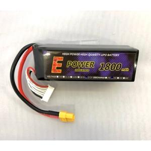 E POWER advance LIPO 1800mA6S35/70C