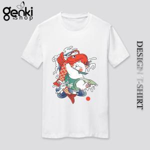 猫Tシャツ DIYデザイン 人気  ネコ Tシャツ 男女シャツ 半袖 可愛い 快適 涼しい ひんやり...