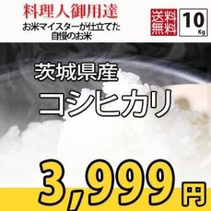 お米 10kg コシヒカリ(5kg×2) 茨城県産 検査一等米 28年産|rc-kaneko