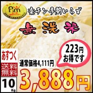 24時間セール 無洗米 10kg (5kg×2) お米 マイスター が仕立てた 美味しい お米 契約農家直送米 29年産|rc-kaneko