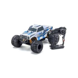 京商(KYOSHO)/34404T1/1/10 EP 2WD モンスタートラッカー2.0 カラータイ...