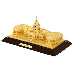 (数量限定50%オフ)OPTION No.1(オプションNo.1)/大人の世界建築模型 アメリカ合衆国議会議事堂(285*125*130mm)|rc-yumekukan