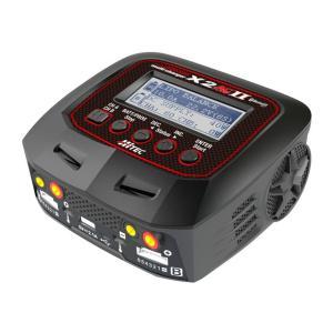 (数量限定特価)ハイテック(HiTEC)/44274-E/マルチチャージャーX2  AC プラスII タイプ-E オールマイティ多機能充・放電器