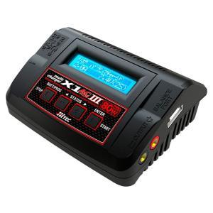 (数量限定特価)ハイテック(HiTEC)/44291/multi charger X1 AC PLUS III(マルチチャージャー X1 AC プラス)AC/DCオールマイティ多機能充・放電器