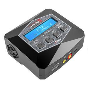 ハイテック(HiTEC)/44306/X1 Pocket II(X1ポケット2)ACバランス充・放電器|ラジコン夢空間