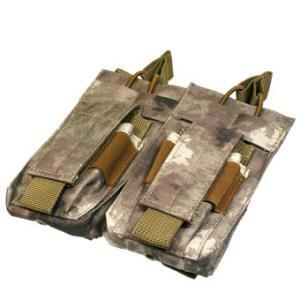イーグルフォース(EAGLE FORCE)/5362-AT/ファストマガジンポーチ2[AT]M16系&ハンドガン各2