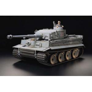 タミヤ(TAMIYA)/56009/ 1/16 ドイツ重戦車タイガーI フルオペレーションセット