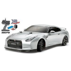 57801/タミヤ/XB (完成品)NISSAN GT-R ドリフトスペック(TT-01D-E)メーカー純正品(完成品)|rc-yumekukan