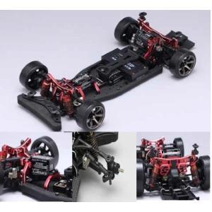 (1月末発売予定/予約)YOKOMO(ヨコモ)/DP-YD2SX2R/RWDドリフトカー YD-2SX II レッドVer. シャーシキット(未組立)