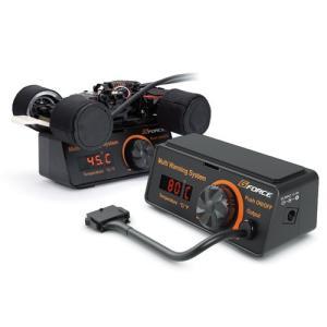 (数量限定超特価)G-FORCE(ジーフォース)/G0148/Multi Warming System(マルチウォーミングシステム)ミニッツ・ミニ四駆・小型電動RCカー用タイヤウォーマー
