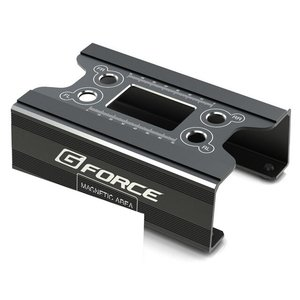 G-FORCE(ジーフォース)/G0342/メンテナンススタンド+S (オフロード/ブラック)|ラジコン夢空間