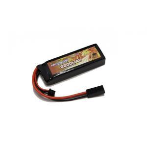 【あすつく】【ネコポス対応】OPTION No.1(オプションNo.1)/GB-0012M/マッチドリポバッテリー HIGH POWER LiPo7.4V2200mAh