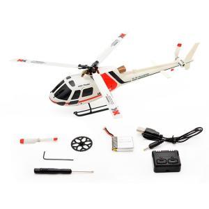 (台数限定32%オフ)ハイテック/6ch ブラシレスモーター 3D6Gシステムヘリコプター AS350 K123(エキュレイユ350)プロポレスパッケージ(送信機別売)|rc-yumekukan
