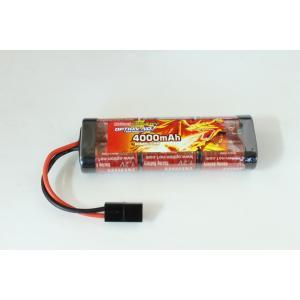 【ネコポス対応】OPTION No.1(オプションNo.1)/パワーパック4000プレミアムNi-MH バッテリー|ラジコン夢空間