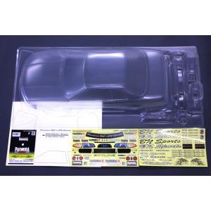 パンドラRC(Pandora RC)/PAB-161/NISSAN HCR32 GTS-t (BN Sports公認)クリアボディセット|rc-yumekukan