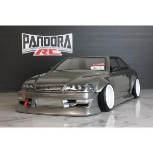 パンドラRC(Pandora RC)/PAB-2201/Toyota MARKII JZX100  <BN-Sports公認>クリアボディセット(未塗装)|ラジコン夢空間