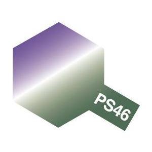 タミヤ PS-46 偏光パープル/グリーン|rc-yumekukan