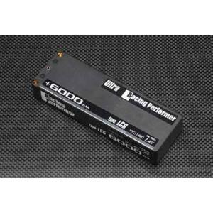 【ネコポス対応】YOKOMO(ヨコモ)/RPB-60LCG/レーシングパフォーマーUltraシリーズ Li-Poバッテリー 6000mAh 7.4V140C|rc-yumekukan