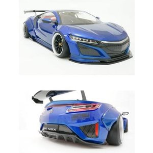 sfida sf 003 1 10rc lb works nsx body kit 未塗装 4573422380037 の