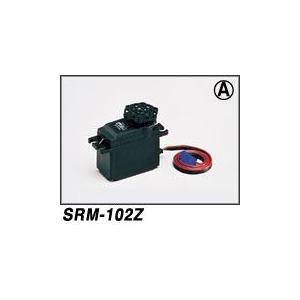 サンワ/SRM-102サーボ(5個セット)(3.6kg、0.16sec)|rc-yumekukan