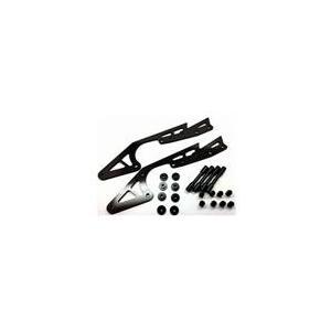 スクエア カーボンロングサブシャーシ (タミヤ ワイルドウイリー2用)ブラック SWR-10BKの商品画像|ナビ