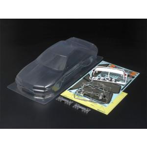 タミヤ NISSAN スカイライン GT-R(R32)スペアボディセット|rc-yumekukan