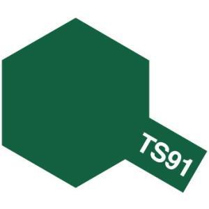 タミヤ(TAMIYA)/TS-91/TSスプレー 濃緑色(陸上自衛隊)