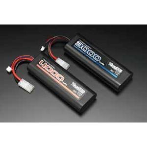 【ネコポス対応】ヨコモ/YB-L300A/Li-po 3000mAh/7.4V ストレートパック バッテリー|ラジコン夢空間