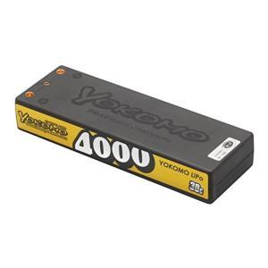 YOKOMO(ヨコモ)/YB-P240BDA/ヨコモ 7.4V4000mAh スティックタイプ LiPOバッテリー|rc-yumekukan